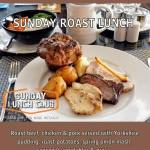 Sunday Raost at Palm Bistro