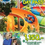 Vana Nava All-In Day Pass