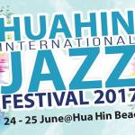 Hua Hin International Jazz Festival 2017