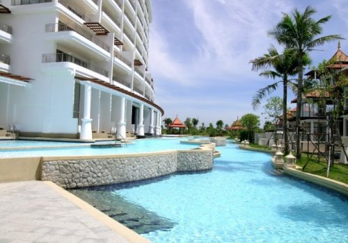 Boathouse Hua Hin Condo For Rent