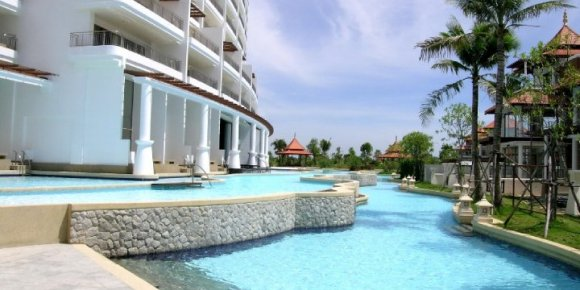 Boathouse Hua Hin Condo For Rent