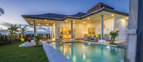 Mali residence hua hin pool villas