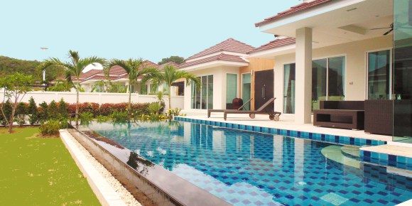 Red Mountain Hua Hin House For Sale