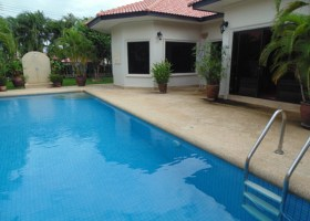 Bungalow for rent in Hua Hin, Villa with swimming pool for rent.