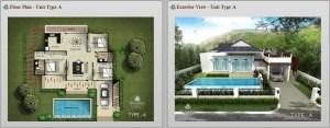 Sivana Gardens Hua Hin Thailand Plan-A