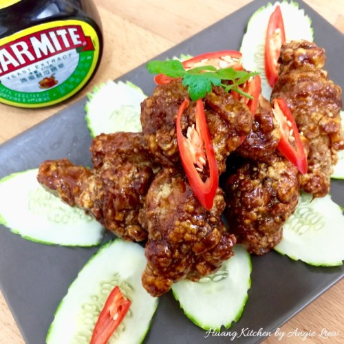 Homestyle marmite chicken huang kitchen by angie liew for Homemade marmite recipe