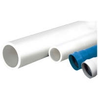 DIN 8061 Standard Plastic PVC Pipe For Cold And Hot Water