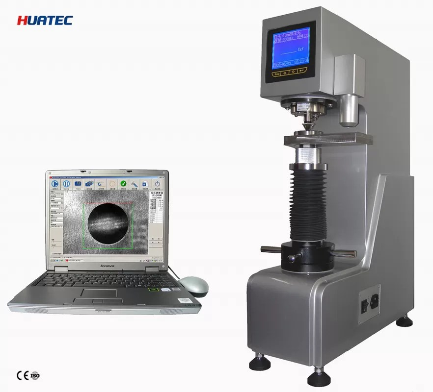 ISO6506 ASTM E-10 AUTOMATIC BRINELL HARDNESS TESTER HBA-3000A