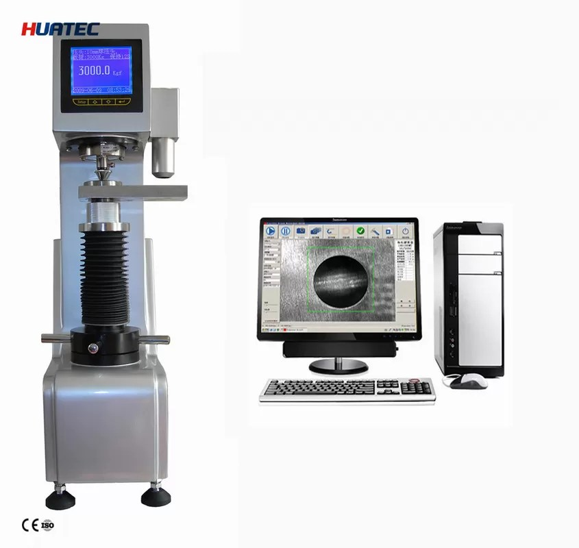 ISO6506, ASTM E-10 Automatic Brinell Hardness Tester HBA-3000S