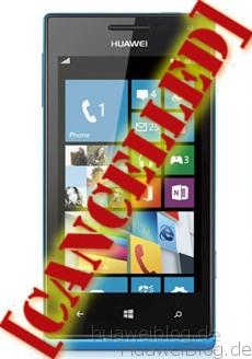 Huawei Windows Phone