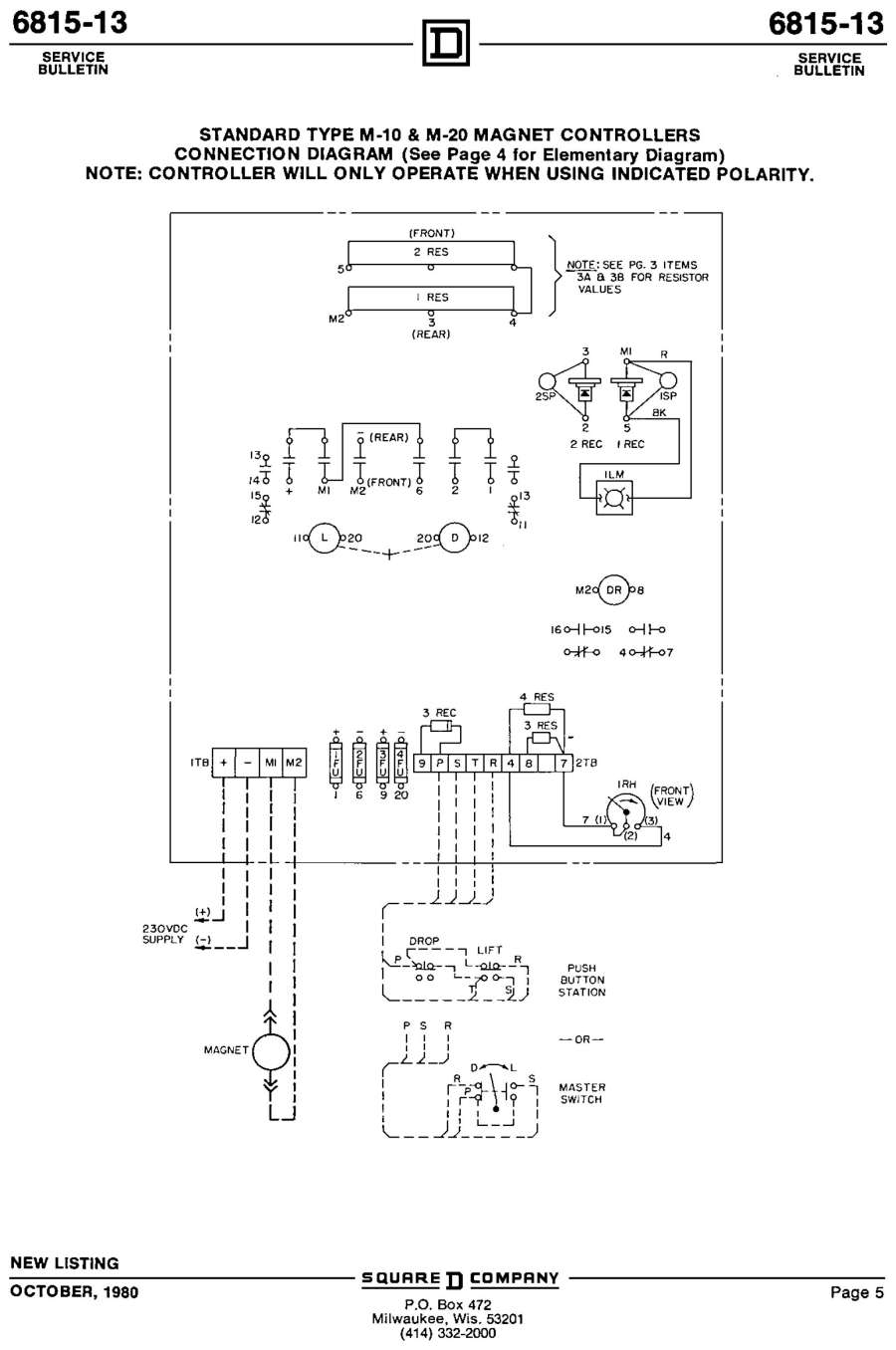 Pole Mounted Controller Wiring Diagram Auto Electrical