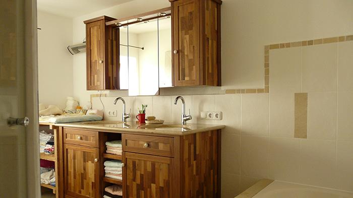 Badezimmermöbel Holz Landhaus mxpweb - landhaus badezimmermobel
