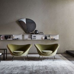 D 154 2 Armchair by Molteni C Hub Furniture Lighting Living