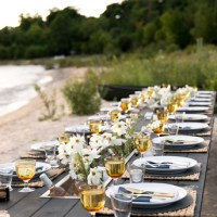 Outdoor Dinner Party Table Settings | www.pixshark.com ...