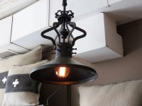 Steampunk Pendant Light - Hudson Goods Blog