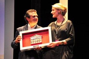 Mette Føns, directora de Bjørnen Sover - Premio de la Juventud