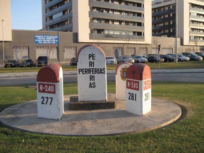Monumento Periferias