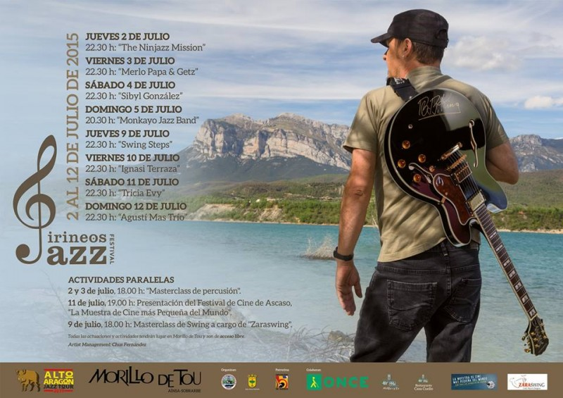 II Pirineos Jazz Festival Morillo de Tou