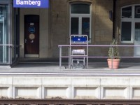 Bamberg Train Station