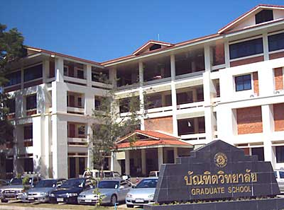Payap University in Thailand