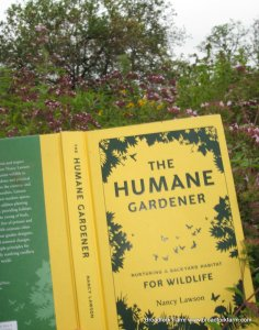 Image of Humane Gardener book cover at Broadfork Farm