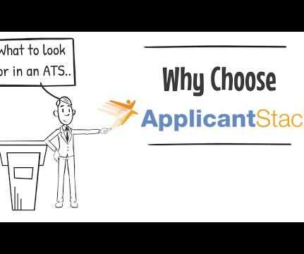 Applicant Tracking System and Video - Human Resources Today
