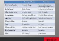 Hogan Leadership Model