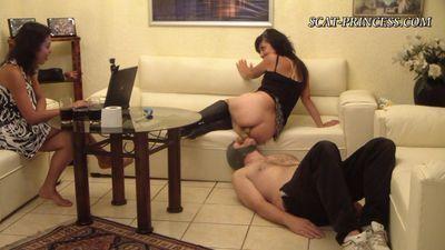 scat toilet mistress