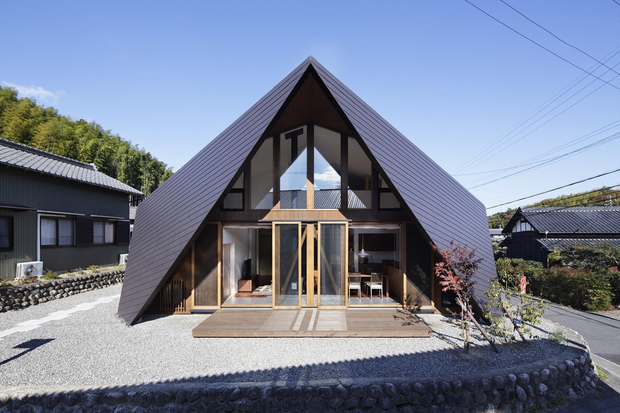 Fullsize Of Traditional Japanese Home