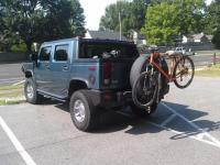 Spare tire carrier - Hummer Forums - Enthusiast Forum for ...