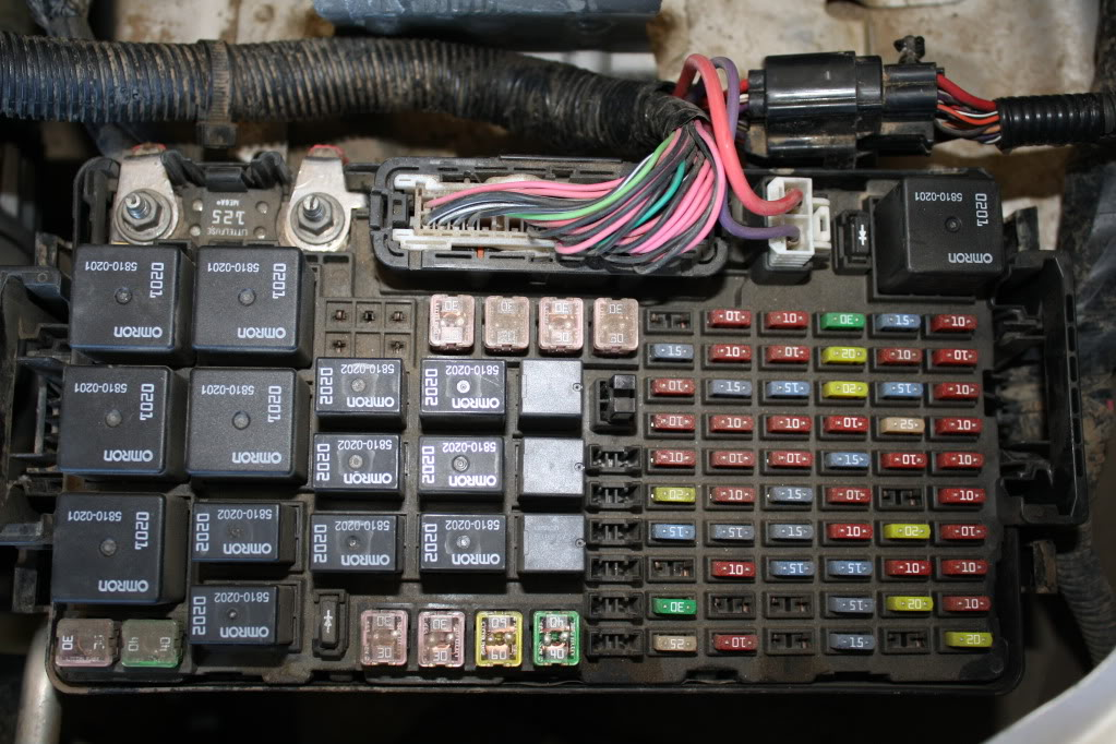 06 Hummer H3 Dash Fuse Box Location - Wiring Data Diagram