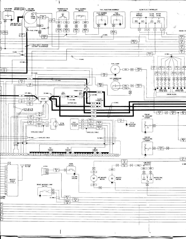 Pleasing Hmmwv Wiring Schematic Online Wiring Diagram Wiring 101 Cranwise Assnl