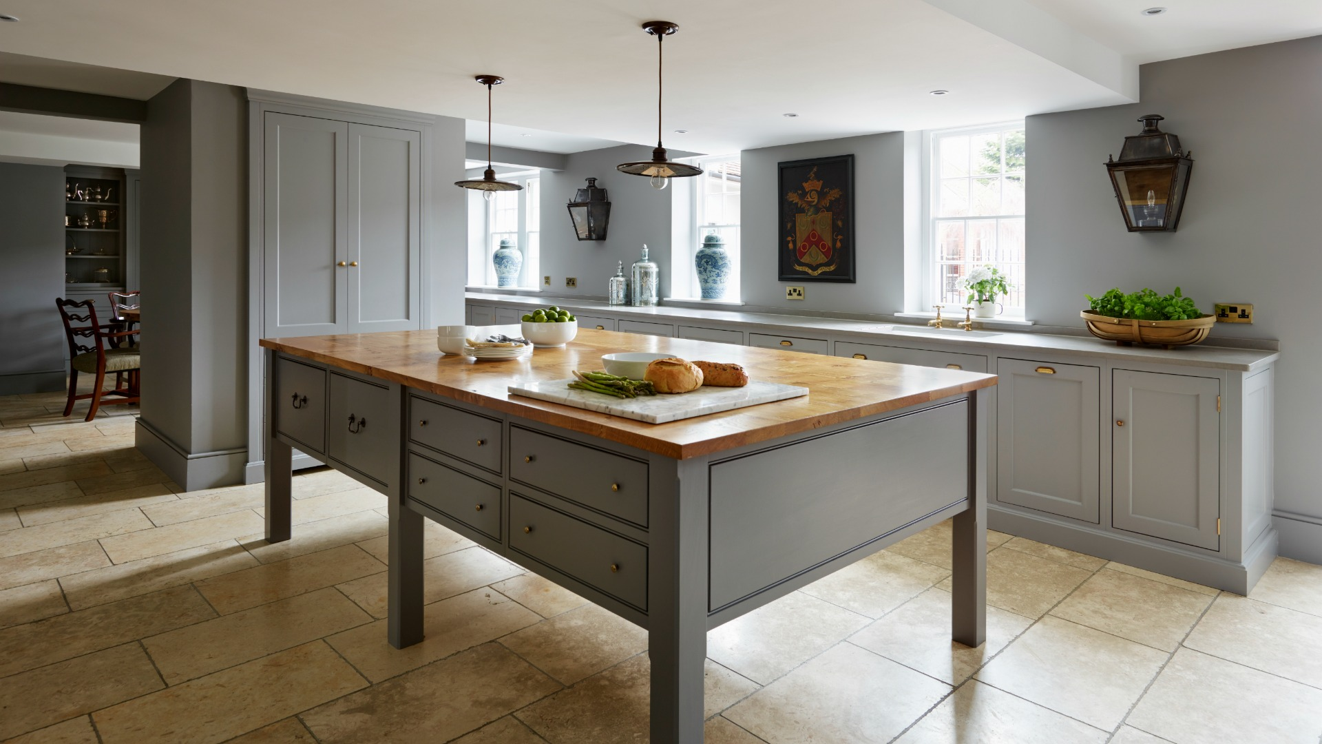 The Old Rectory Project - Nickleby Kitchen - website