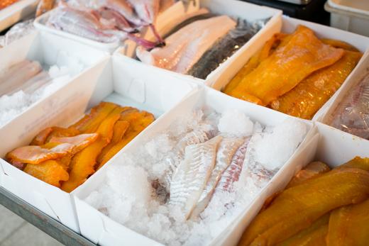 Fish Market - James Harris Fish