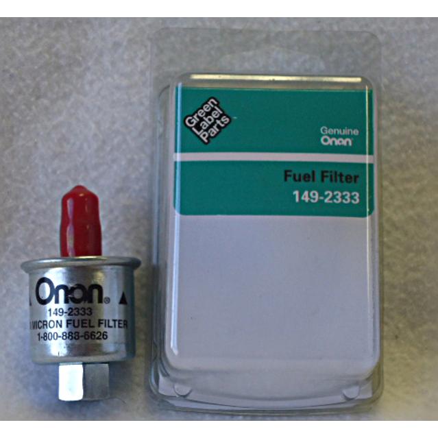 Onan Fuel Filter 0149-2333 - Hunter  Lomison Inc