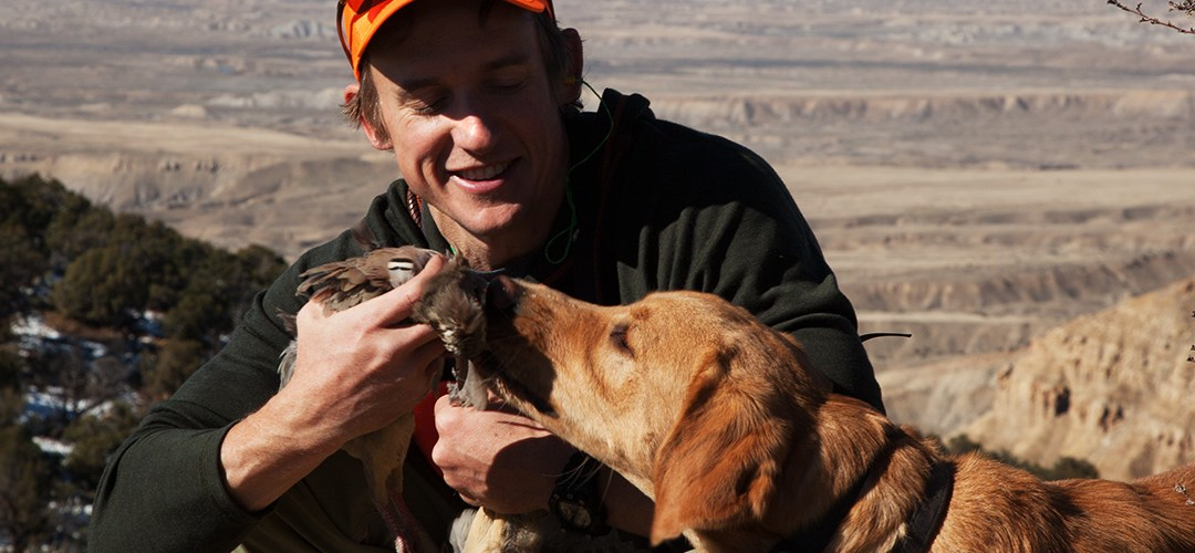 Hunting Chukar on the Western Slope of Colorado