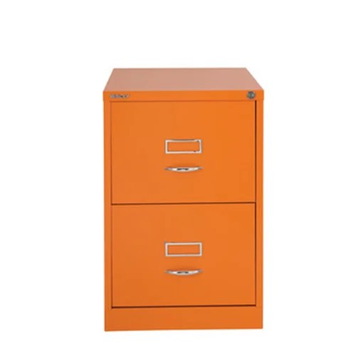 Bisley GLO BS2C Filing Cabinet 2