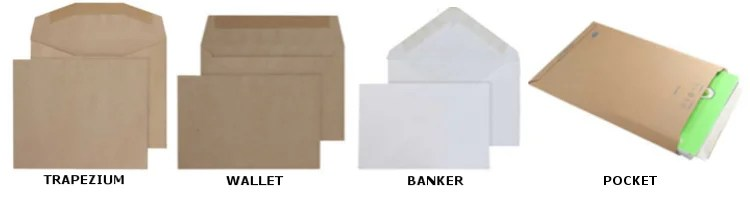 Business Envelopes - HuntOfficeie Ireland