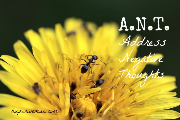 Address Negative Thoughts