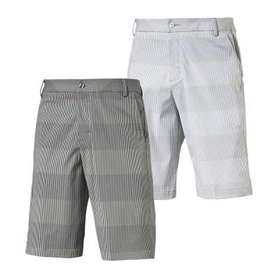 PUMA Pattern Golf Shorts - Discount Men's Golf Shorts ...