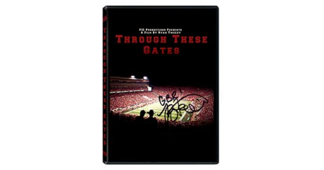Signed Copy of Through These Gates Movie