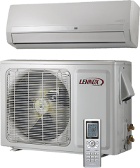 Lennox Ductless Air Conditioners and Heat Pumps - Husky