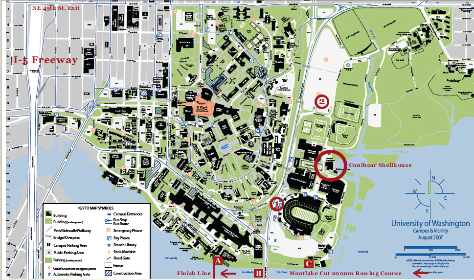 University of Washington campus (Seattle, WA, USA) 400x400  CityPorn