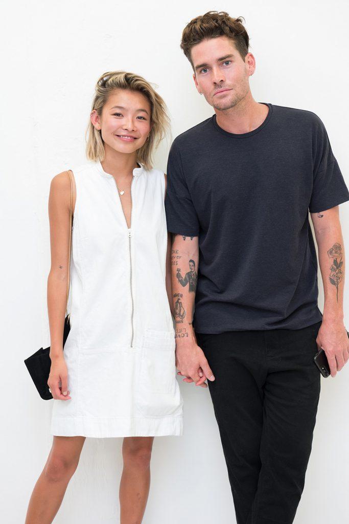 Yan Yan Chan and Nathan Jolliffe