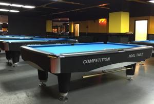 American Pool Tables - Hustlers Woolwich