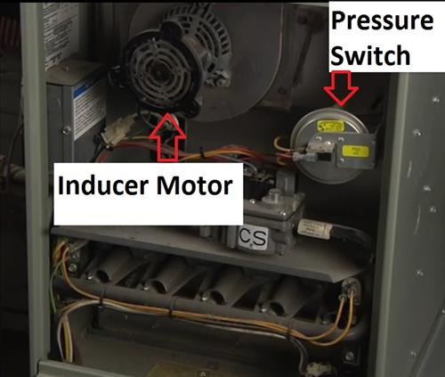 How To Test a Gas Furnace Pressure Switch \u2013 HVAC How To