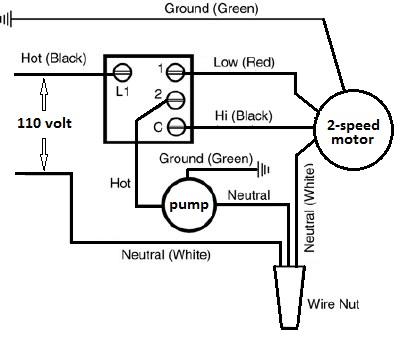 water cooler wiring diagram