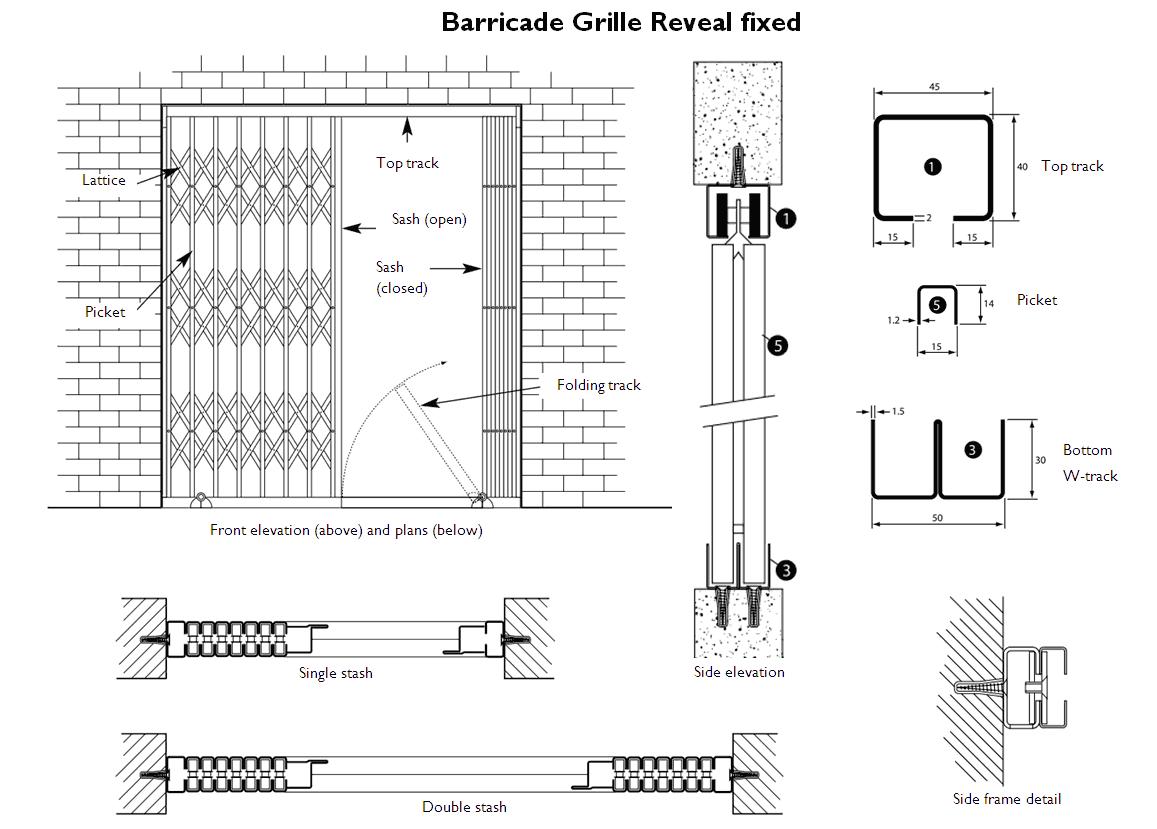 Exciting Folding Door Elevation Ideas - Exterior ideas 3D - gaml.us ...
