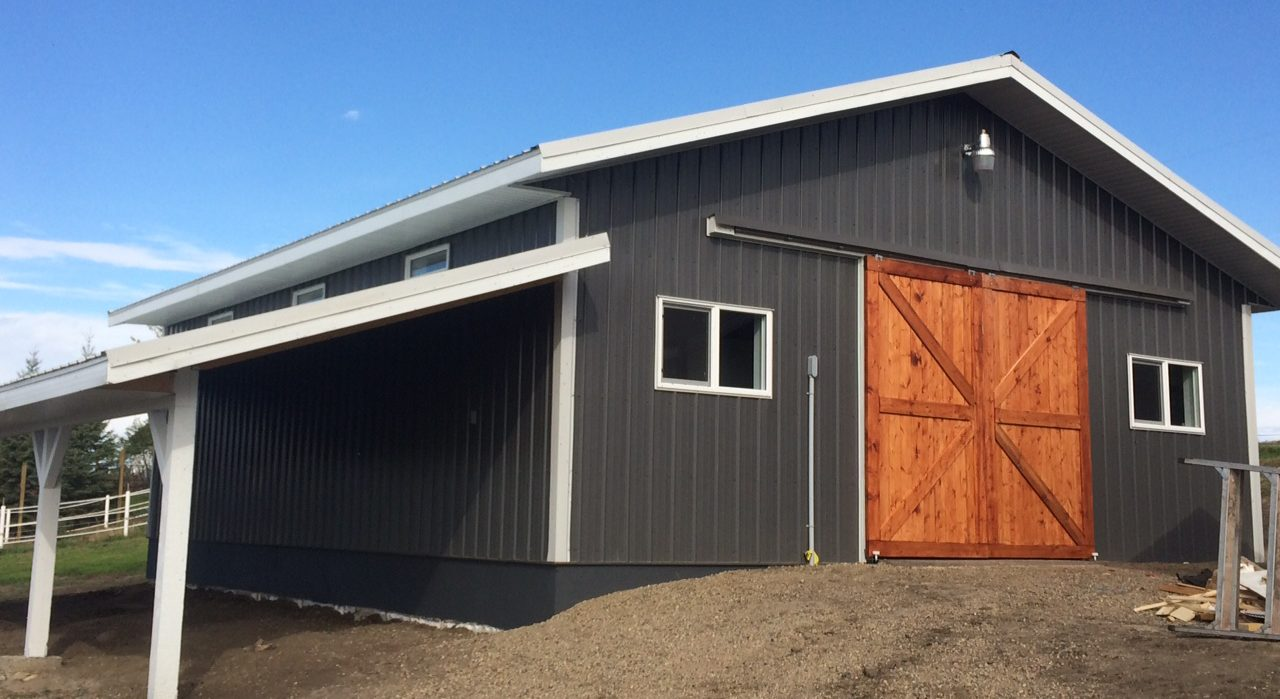 HVR Construction North Battleford Saskatchewan Lee Ganzert