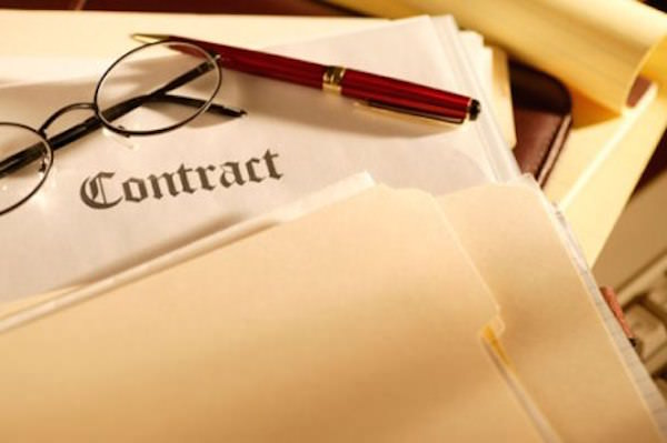 Basic Information Needed on Your Wedding Venue Contract - Howerton+